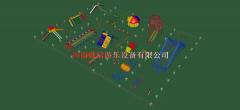 體能樂園九遊會官網整體規劃圖