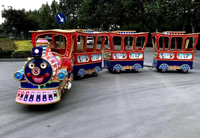 迪士尼小火车